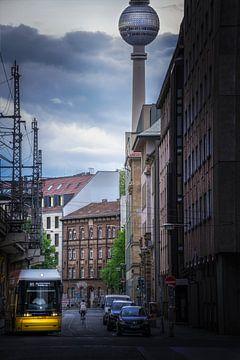 Berlin Mitte 2020 von Iman Azizi