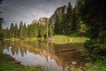 Lago Bai di Donnes von Guy Lambrechts