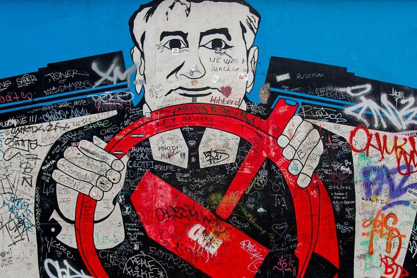 Berlijnse Muur van Foto Amsterdam / Peter Bartelings