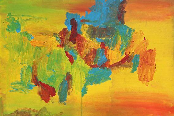 Luca's Dream van Toekie -Art