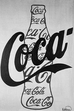 Coca Cola van Kathleen Artist Fine Art