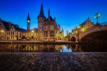 Prachtige reflecties in Gent sur Roy Poots