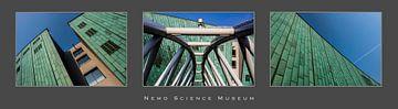 Nemo Science Museum in een frame van Eddy Westdijk
