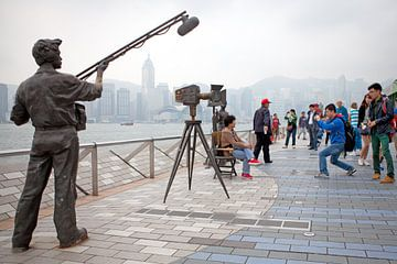 Hong Kong - Avenue of Stars van t.ART