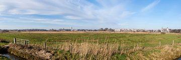 Skyline van 's-Hertogenbosch van
