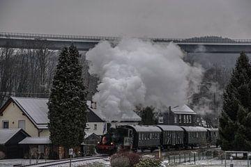 Waldbröhl Wiehltalbahn von Marcel Timmer