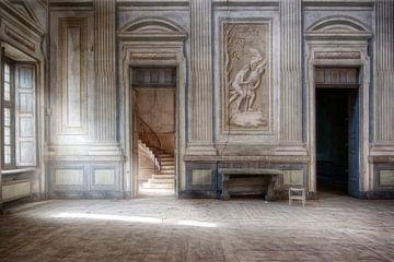 Palazzo Italienische Villa von Marcel van Balken
