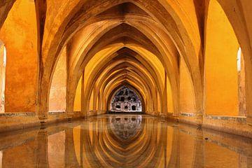 Badhuis Real Alcázar von Anton Pronk