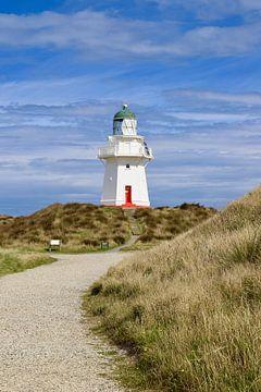 Le phare de Waipapa Point - Nouvelle-Zélande sur Maupacadabra Fotografie