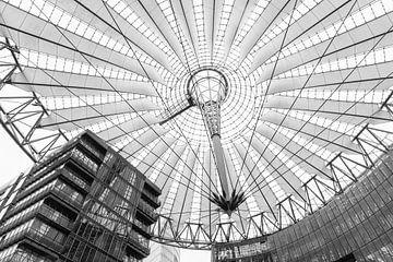 Potsdamer Platz Berlijn van Ellen van Schravendijk