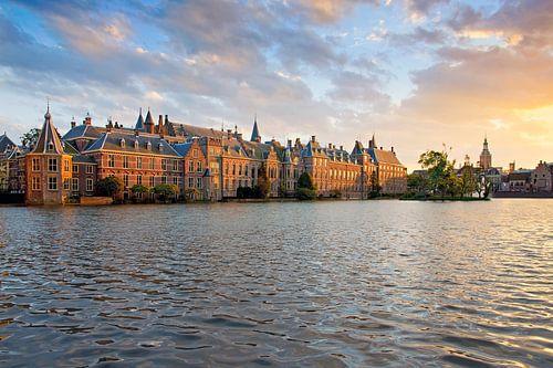 Binnenhof Den Haag van