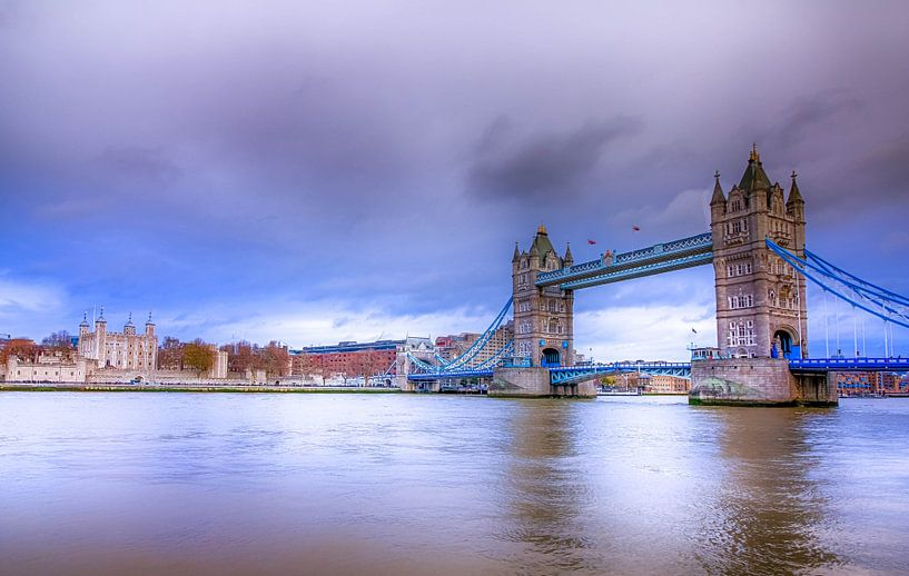 London Tower Bridge van John ten Hoeve
