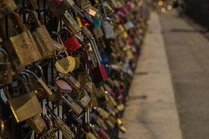 Romantische slotjes Parijs van