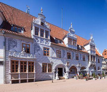 Altes Rathaus, Celle, Lüneburger Heide von Torsten Krüger