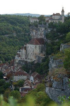 Chateau Rocamadour van vanetty onderstal