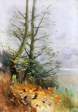 Herbst, KARL HAGEMEISTER, Um 1900