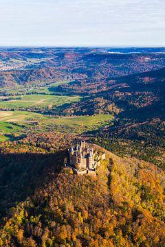 Burg Hohenzollern von Werner Dieterich