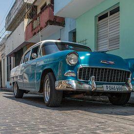 Classic car van Anita Loos