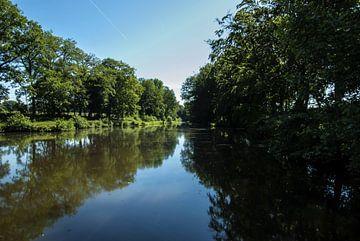 de oude rivier ... van Norbert Sülzner