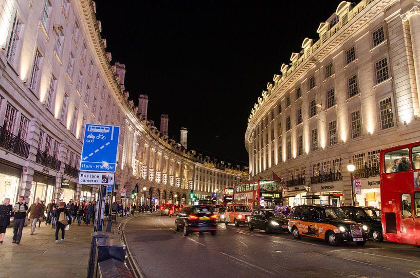 Regent Street London van Jeffrey de Graaf