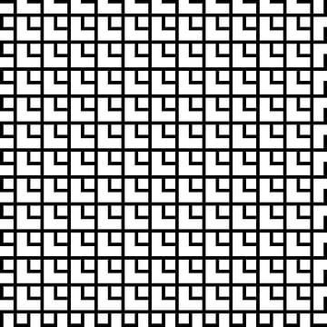 Permutation | ID=09 | V=03-01-1 | 1:1 | 12x12 von Gerhard Haberern