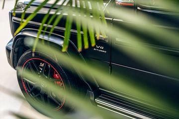 Mercedes-AMG G63 van Bas Fransen