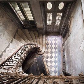 Cage d'escalier Aperçu