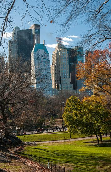 Central Park New York/ Essex House/ Manhattan van MattScape Photography