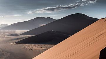 Dünen in Namibia von t.a.m. postma