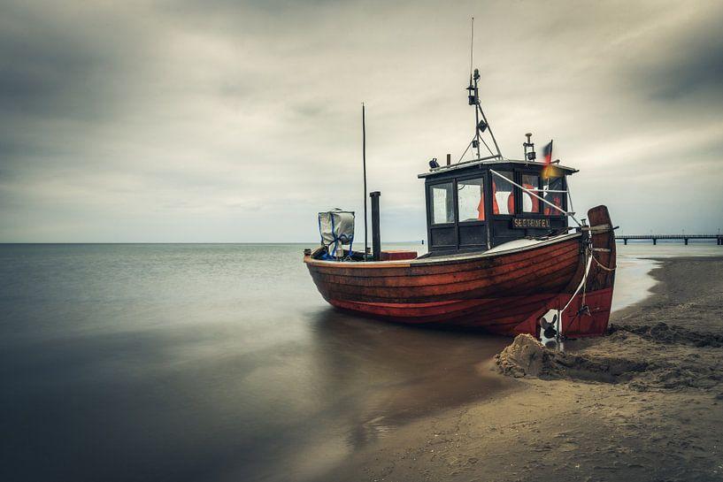 Fischkutter in Ahlbeck von Skyze Photography by André Stein