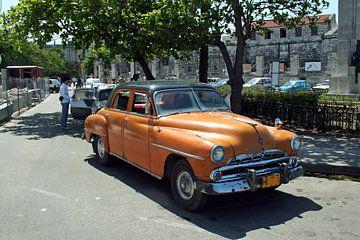 Oldtimer in Havanna (Kuba) von t.ART