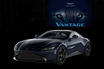 Aston Martin Vantage von Gert Hilbink
