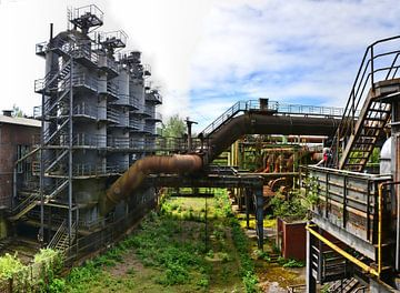 Duisburg Industrieanlage van