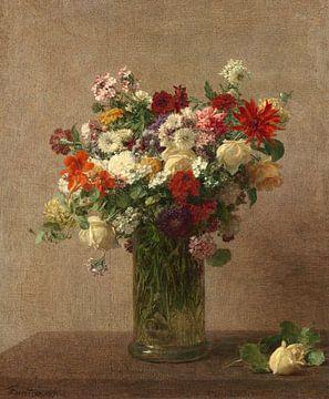 Blumen aus der Normandie, Henri Fantin-Latour