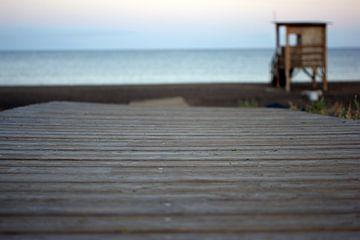 beachwalk sur Jeroen van Deel
