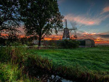 Westbroek in de ochtendzon von Robin Pics (verliefd op Utrecht)