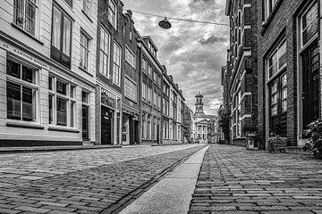 Rathaus Dordrecht von Chris van Es