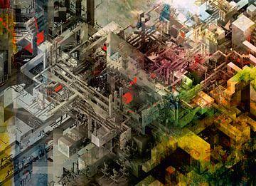 machine  [vII] van Elwin Staal