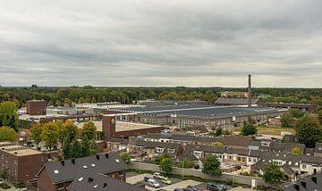 AaBe Fabriek gezien vanaf boven. van Freddie de Roeck