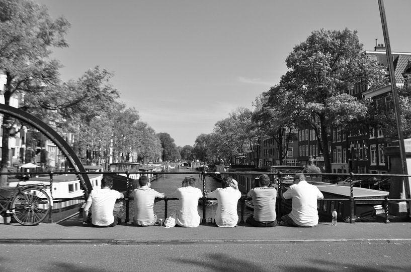 Brugzitten van Petra Amsterdam