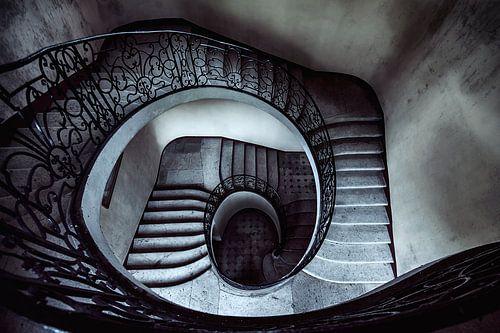 Downward spiral...
