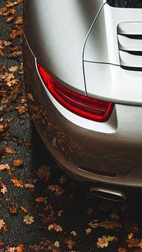 Porsche 911 Carrera 'Detail' I von Dennis Wierenga