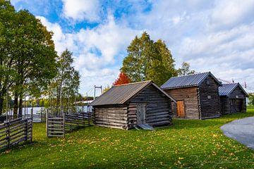 Herbst auf dem Gehöft von Torfinn Johannessen