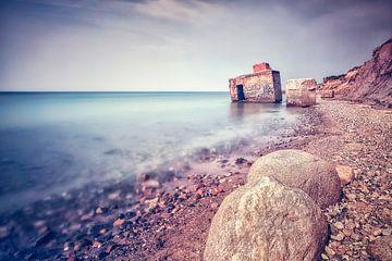 Bunker am hohen Ufer (Wustrow / Darß) von Dirk Wiemer
