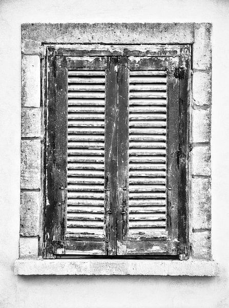 Louvre Italie, zwart wit fotografie van Sran Vld Fotografie