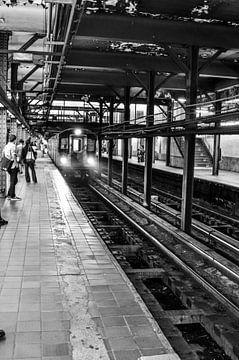 New York Metro van Alex Hiemstra