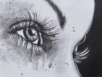 Auge I von Kim Rijntjes