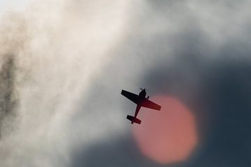 Red ball of light van Nildo Scoop