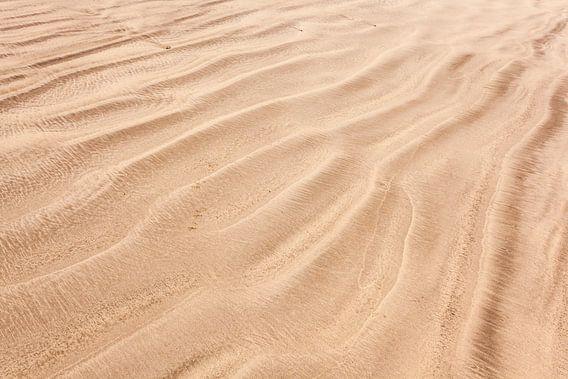 Zand tussen je tenen van Victor van Dijk