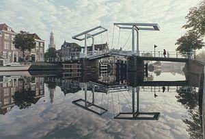 Gravenstenenbrug Haarlem.